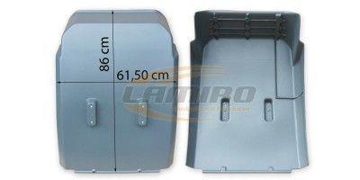 MAN L2000 12T CABIN MUDGUARD REAR L/R