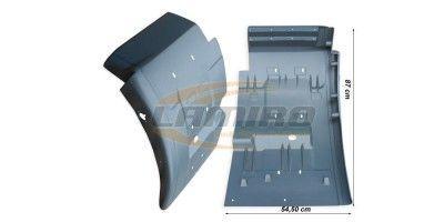 IVECO EU-CA II TECTOR 130/180 CAB. MUDGUARD REAR LEFT