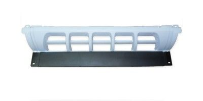 IVECO STRALIS 07r.- LOWER BUMPER SPOILER CENTER