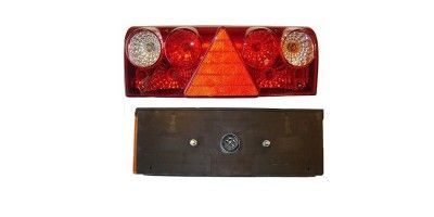 SCHMITZ EUROPOINT II REAR LAMP RIGHT