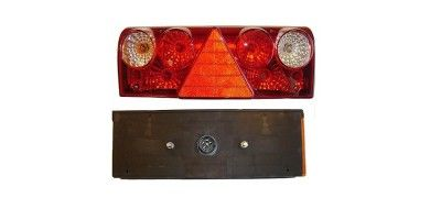 SCHMITZ EUROPOINT II REAR LAMP LEFT