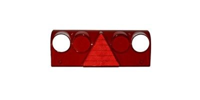 SCHMITZ EUROPOINT II  TAIL LAMP GLASS