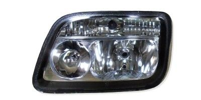 MERC ACTROS MP2 HEADLAMP ELE. LH