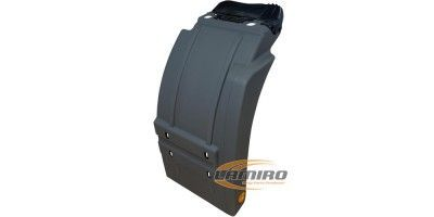 MERC ACTROS MP2 MP3 CAB. MUDGUARD REAR RIGHT