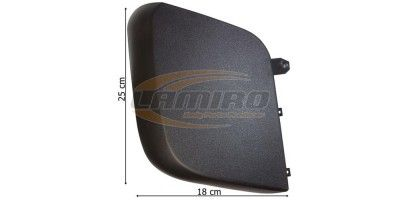 MB ACTROS MP4/ANOTS MIRROR COVER RIGHT SMALL