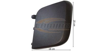 MB ACTROS MP4/ANOTS MIRROR COVER LEFT SMALL