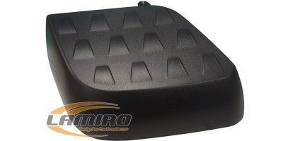 MB ACTROS MP4/ANOTS MIRROR COVER BLACK LEFT SMALL