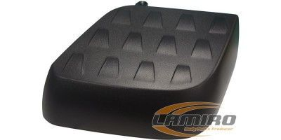 MB ACTROS MP4/ANOTS MIRROR COVER BLACK RIGHT SMALL