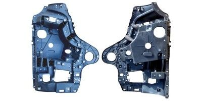 MERC ACTROS MP4 HEADLAMP BRACKET RIGHT