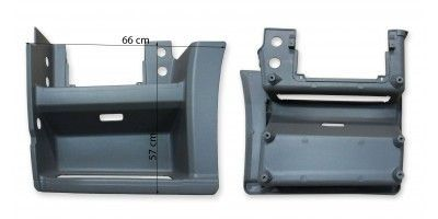 MERC ACTROS MP3 / MP2 FOOTSTEP COVER LEFT