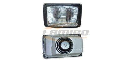 MAN F/L/M2000,M90 94-00R HEAD LAMP  L/P