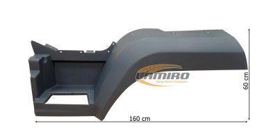 MAN L/M2000  12 T. WNĘKA STOPNIA GÓRA L.długi błot