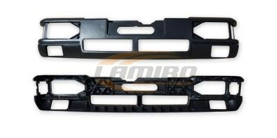 MAN L2000 -'00 FRONT BUMPER (WITH 2 FOG LAMPS HOLES)