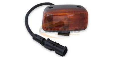 MAN TGL TURN SIGNAL IN MUDGUARD