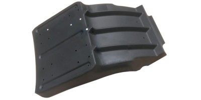 REAR CABIN MUDGUARD LEFT -  RIGHT