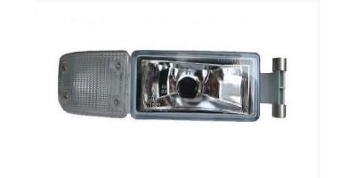 MAN TGA,TGL FRONT BLINKER LAMP WHITE WITH FOG LAMP RH
