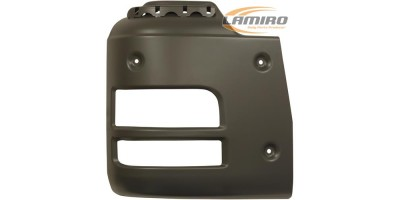 MAN TGA CONSTRUCTION FRONT BUMPER STEEL RH
