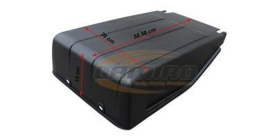 MAN TGX TGS EURO6 BATTERY COVER