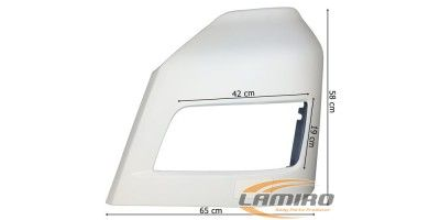 MAN TGX 2013- HEADLAMP BEZEL LEFT