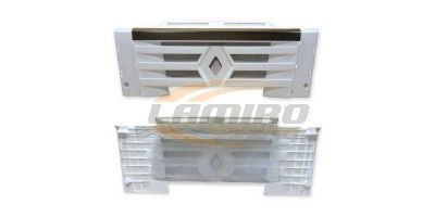 RVI MAGNUM DXI UPPER GRILLE WITH CHROME