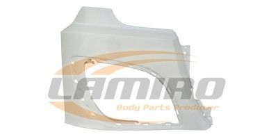 DAF XF 106 HEADLAMP COVER RIGHT