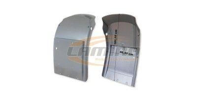 DAF LF55 16-18T CABIN MUDGUARD RIGHT