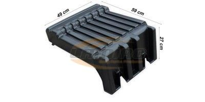 DAF LF 55  BATTERY COVER