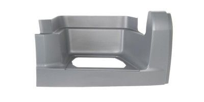 DAF CF FOOTSTEP COVER RIGHT grey