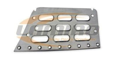 VOLVO FH12 02- ver. II MIDDLE+LOWER STEP PLATE RIGHT