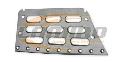 VOLVO FH12 02- ver. II MIDDLE+LOWER STEP PLATE LEFT