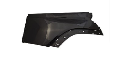 VOLVO FH4 EXSTENSION MUDGUARD RIGHT