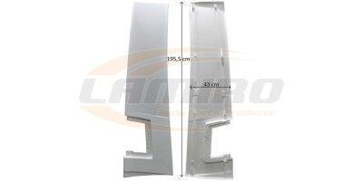 VOLVO FH4 CABIN SPOILER RIGHT w/o door