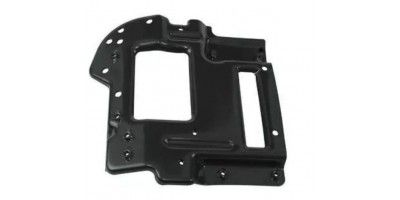 SCANIA P , R BUMPER BRACKET  LEFT
