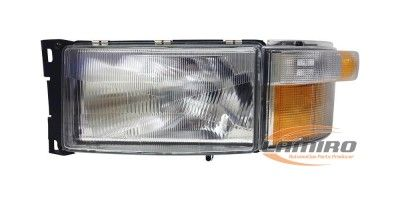 SCANIA 4 CR HEADLAMP LH WITH BLINKER