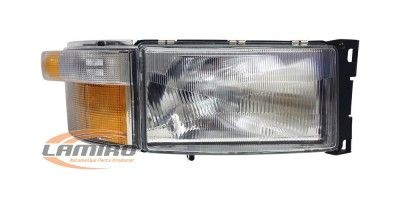 SCANIA 4 CR HEADLAMP RH WITH BLINKER