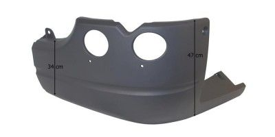 SCANIA 5 R FRONT BUMPER LEFT
