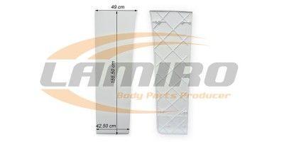 SCANIA CG/CR HIGH/TOPLINE CABIN SPOILER RIGHT (rtm)