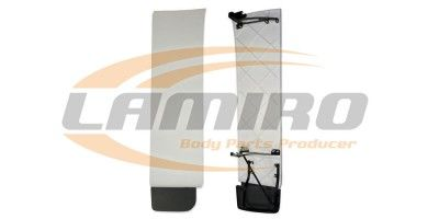 SCANIA CG/CR HIGH/TOPLINE CABIN SPOILER RIGHT (rtm)