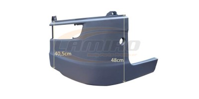 SCANIA S CORNER BUMPER LEFT