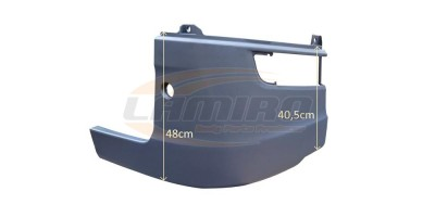 SCANIA S CORNER BUMPER RIGHT