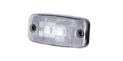MARKER LAMP WHITE 12-30V LED