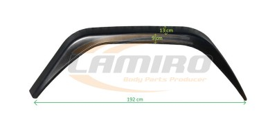FENDT FAVORIT MUDGUARD WIDENING LEFT 155mm 00-