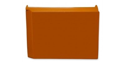 RVI TX REAR MUDGUARD RIGHT (ORANGE)