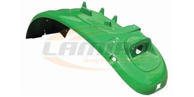 JOHN DEERE N/T SERIES 5000 REAR MUDGUARD LEFT