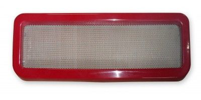 CASE UPPER FRONT GRILLE 856XL (SMALL RED)