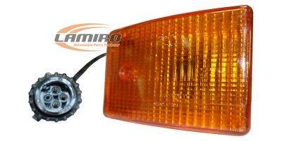 MERC ACTROS LS MP1,2,3 BLINKER LAMP LEFT