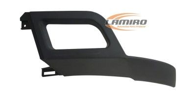 MERC AROCS MP4 CORNER BUMPER LEFT