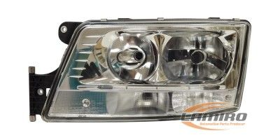 MAN TGX HEADLAMP XENON ELE. LH