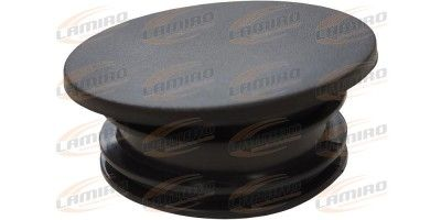IVECO EU-CARGO 75/120 09-  BUMPER CAP SQUARE