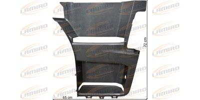 SCANIA R 17R.- FOOTSTEP COVER RH 645/675MM